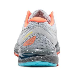 ASICS亚瑟士 缓震透气跑步鞋女运动鞋GEL-CUMULUS 20 LE 灰色/灰色 37