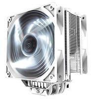 PCCOOLER 超频三 东海 X6 冰川 双风扇版 风冷散热器