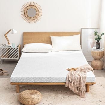 京东京造 轻氧系列 泰国原产进口乳胶床垫 天然乳胶 泰国直采乳胶床褥 150×200×7.5cm