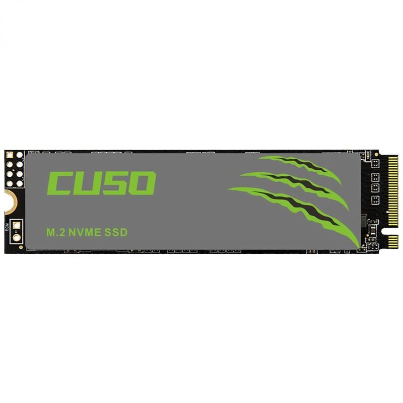 CUSO 酷兽 CSN240 NVMe M.2固态硬盘 240GB