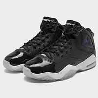 银联专享:Jordan B'Loyal 男士篮球鞋 纯黑色