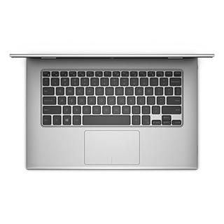 DELL 戴尔 灵越系列 7000系列 i7359 – 6790slv 笔记本电脑 (银色、酷睿i7-6500U、8GB、256GB SSD、核显)