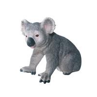 德国思乐Schleich S仿真野生动物模型 澳州考拉无尾熊树袋熊儿童玩具情景造型摆件14815 14815-考拉
