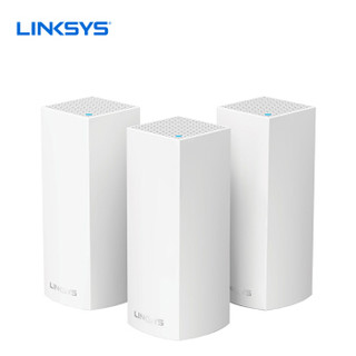 LINKSYS 领势 VELOP AC6600 Mesh分布式路由 三只装