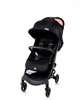 好孩子(gb)婴儿手推车轻便便携折叠宝宝儿童可坐躺婴儿车可登飞机口袋车夏季 D616 黑色棉垫可拆
