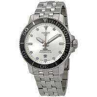 银联专享:TISSOT 天梭 Seastar1000系列T120.407.11.031.00 男士机械腕表