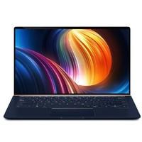 华硕(ASUS)灵耀Deluxe14 30周年精选机型14.0英寸 92%全面屏 轻薄笔记本电脑超薄 尊爵蓝 i7-8565U 8G 512G固态 92%屏占比