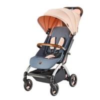 好孩子婴儿车婴儿推车可坐可躺 好孩子推车轻便折叠宝宝遛娃避震D850新品上市带蚊帐 珊瑚红