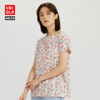 女装 (UT) Finlayson 印花T恤(短袖) 427811 优衣库UNIQLO