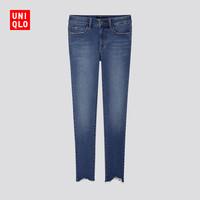 女装 高弹力牛仔裤(水洗产品) 419700 优衣库UNIQLO