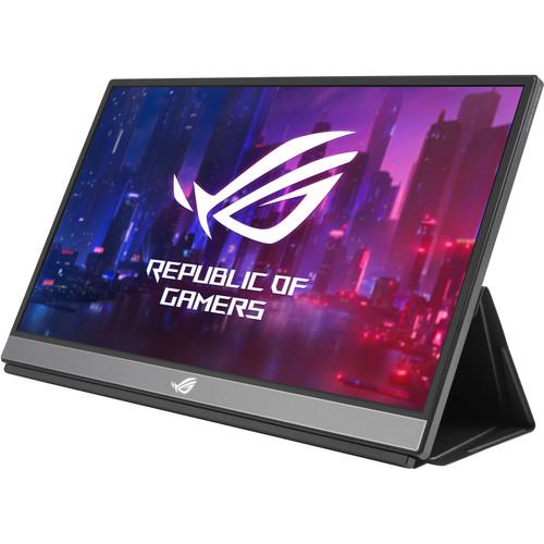 1日0点 : ROG 玩家国度 Strix XG17AHP 17.3英寸便携显示器(240Hz、1080p)
