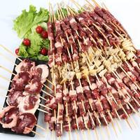来顺 肉串烧烤套餐 2200g +烧烤炉