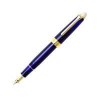 写乐 钢笔 四季织SHIKIORI 月夜水面 夜桜GT 两 F 夜長GT  F+ 吸墨器