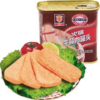 MALING 梅林 火锅午餐肉罐头 340g