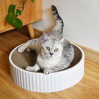 CHONLDERL 宠袋 时光罗盘猫抓板 直径36cm