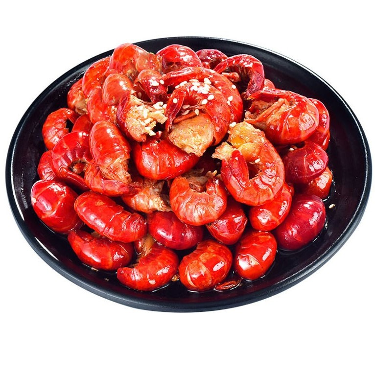 鲜城渔公 熟冻龙虾尾 1kg