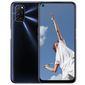 OPPO A52 4G智能手机 8GB+128GB 黑色