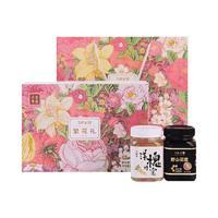 等蜂来繁花:天然成熟蜂蜜礼盒