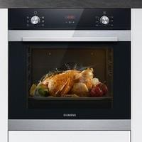 15日0点: SIEMENS 西门子 HB313ABS0W 嵌入式烤箱