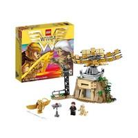 LEGO 乐高 超级英雄系列 76157 神奇女侠对战豹女