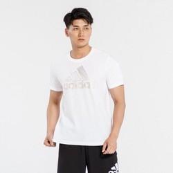 Adidas阿迪达斯 男款针织运动T恤