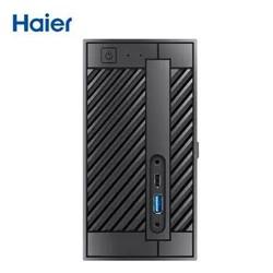 Haier 海尔 云悦mini N-H30 迷你台式机(G4930、4G、256G)