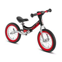 PUKY 德国儿童平衡车3-6岁学步车 原装进口RIDE1721黑红