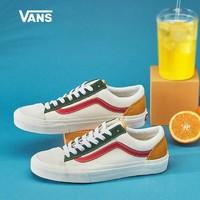 Vans 范斯 VN0A3DZ3VZ0 Style 36低帮板鞋