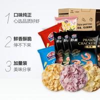 亲亲 鲜虾片虾条定制礼盒 780g赠360g