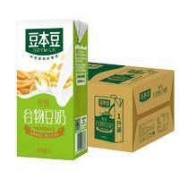 豆本豆 唯甄谷物豆奶 1L*12盒 *3件