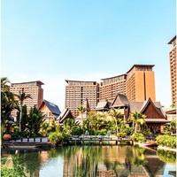 端午不加价!三亚湾红树林度假世界木棉酒店城市观景房1-2晚套餐