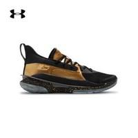 UNDER ARMOUR 安德玛 Curry7 3023300 男子篮球鞋  黑色002 45