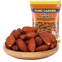 TONG GARDEN  东园 每日坚果 果干炒货 盐焗扁桃仁  35g/袋 *12件