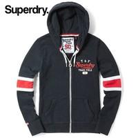 Superdry 极度干燥 SG20315TTM 连帽毛圈拉链女卫衣