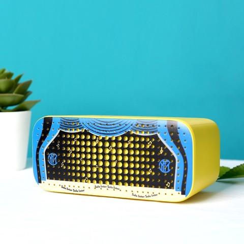 TMALL GENIE 天猫精灵  方糖R 智能音箱 国际米兰定制款