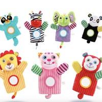 jollybaby 婴儿安抚毛绒玩具 7款可选