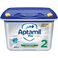 Aptamil 爱他美 白金版婴儿配方奶粉 2段 800g 德版 *3件