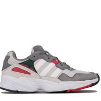 银联专享:adidas Originals Yung-96 Trainers 男士跑步鞋
