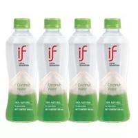 if 溢福 100%天然椰子水 350ml*4瓶 *6件