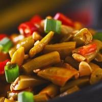 開口爽 香辣豇豆角開胃菜 定量10包 320g *3件 +湊單品