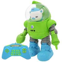 海底小纵队智能机器人儿童早教学习机语音编程多功能益智遥控玩具