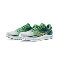 Saucony 索康尼 KINVARA 11 男款跑鞋 绿-15 42