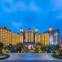 海南清水湾温德姆度假酒店 舒适园景房2晚(含早餐)