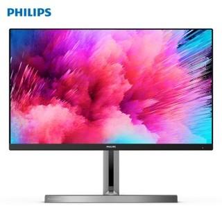 PHILIPS 飞利浦 278M1R 27英寸显示器(3840x2160、HDR10、16:9)