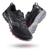 Saucony 索康尼 PEREGRINE 10 男款越野跑步鞋
