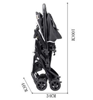 GRACO 葛莱 6Y72PNDN 避震 高景观型 婴儿四轮推车