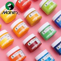 Marie's 马利 水粉画颜料 100ml 多色可选