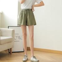 ENBEITI 恩贝缇 夏季宽松女士短裤  S~XL