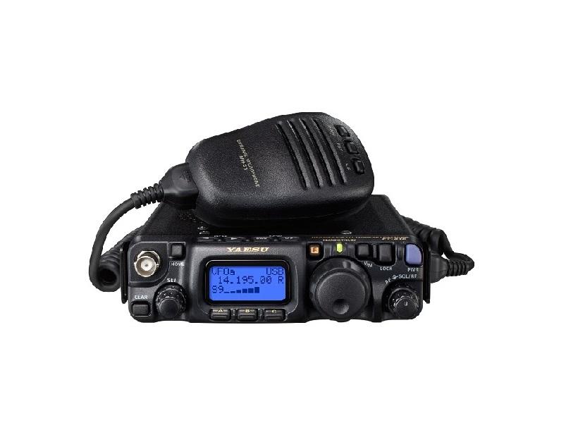FT-818 全模式便携收发电台