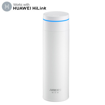 HAERS 哈尔斯 316智能不锈钢保温杯 500ml